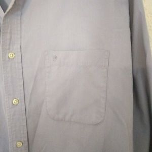 Pierre Cardin button down shirt.